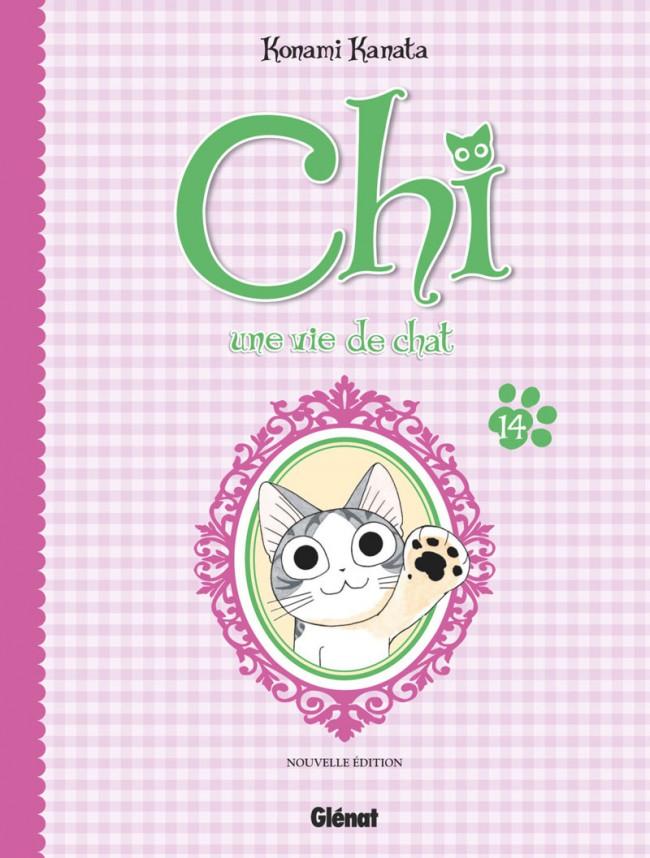 Couverture de Chi - Une vie de chat (grand format) -14- Tome 14
