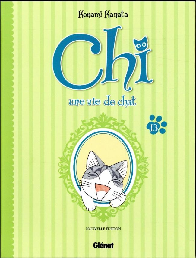 Couverture de Chi - Une vie de chat (grand format) -13- Tome 13