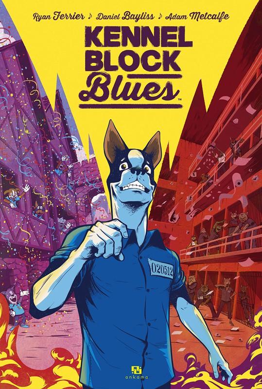 Couverture de Kennel Block Blues