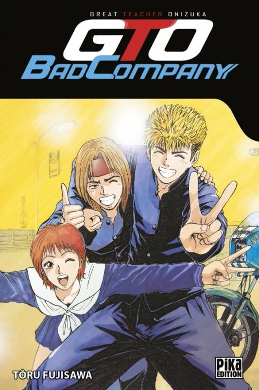 GTO - Bad Company sur Bookys