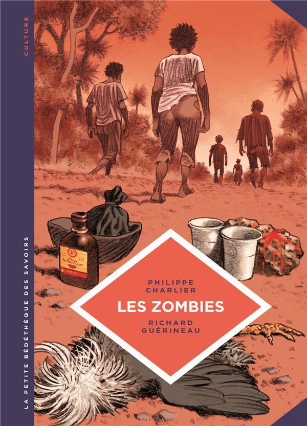Couverture de La petite Bédéthèque des Savoirs -19- Les Zombies - La Vie au-delà de la mort