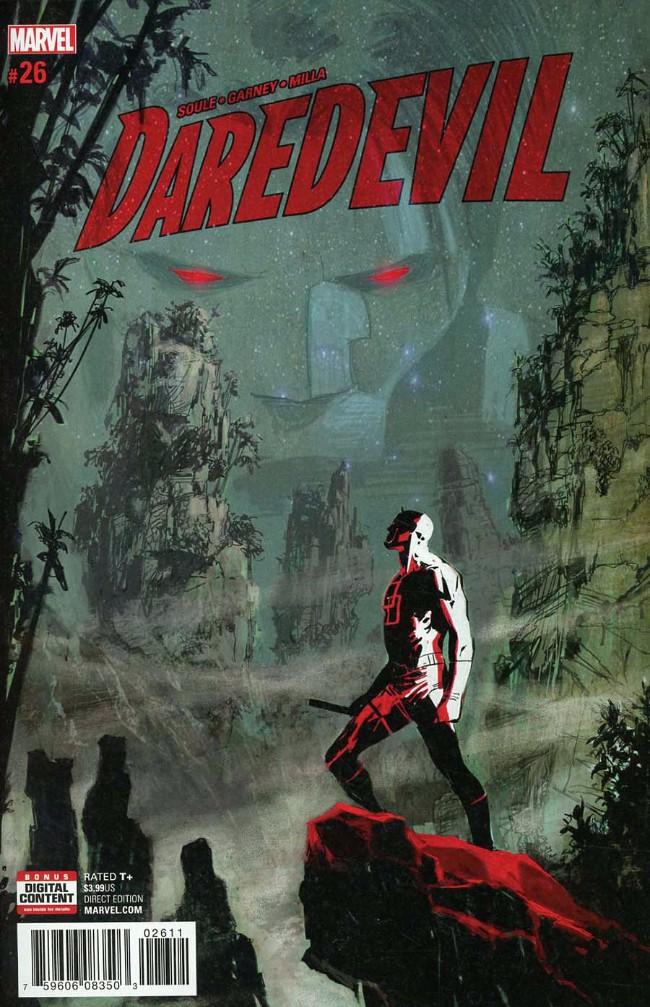 Couverture de Daredevil (2016) -26- Land of the Blind - Part 1