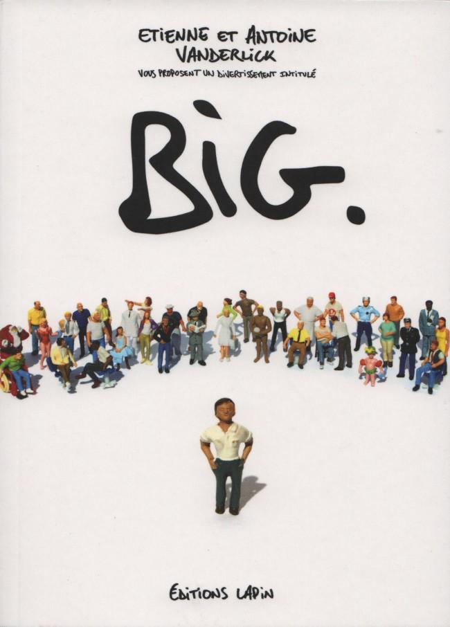 Couverture de Big -1- Big.