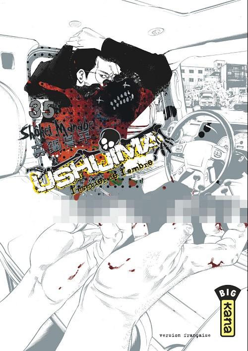 Couverture de Ushijima - L'usurier de l'ombre -35- Tome 35