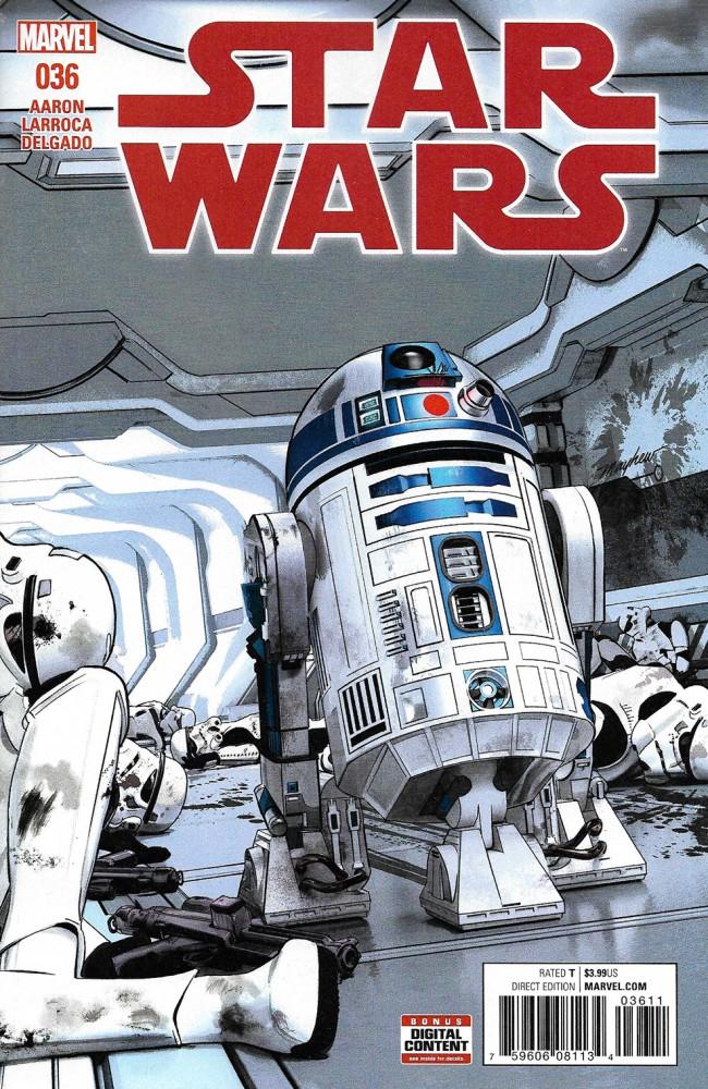 Couverture de Star Wars (2015) -36- Revenge Of The Astromech