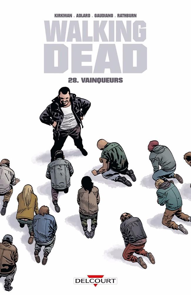 Couverture de Walking Dead -28- Vainqueurs