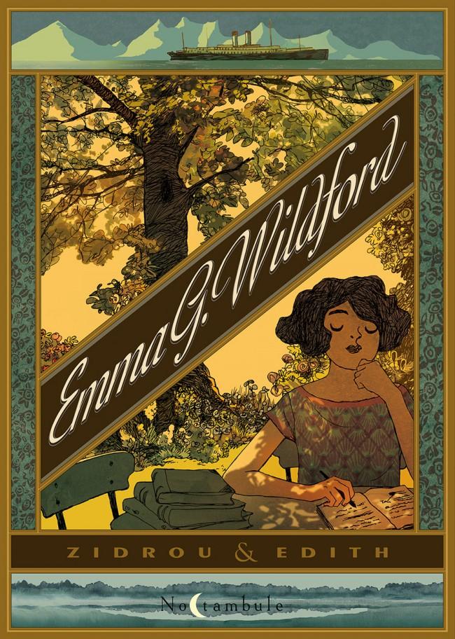 Couverture de Emma G. Wildford
