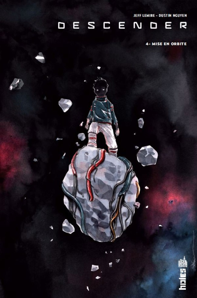 Couverture de Descender -4- Mise en orbite