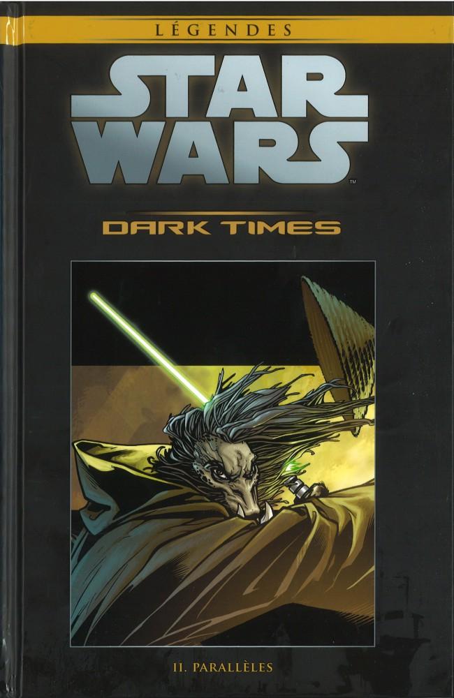 Couverture de Star Wars - Légendes - La Collection (Hachette) -5037- Dark Times - II. Parallèles