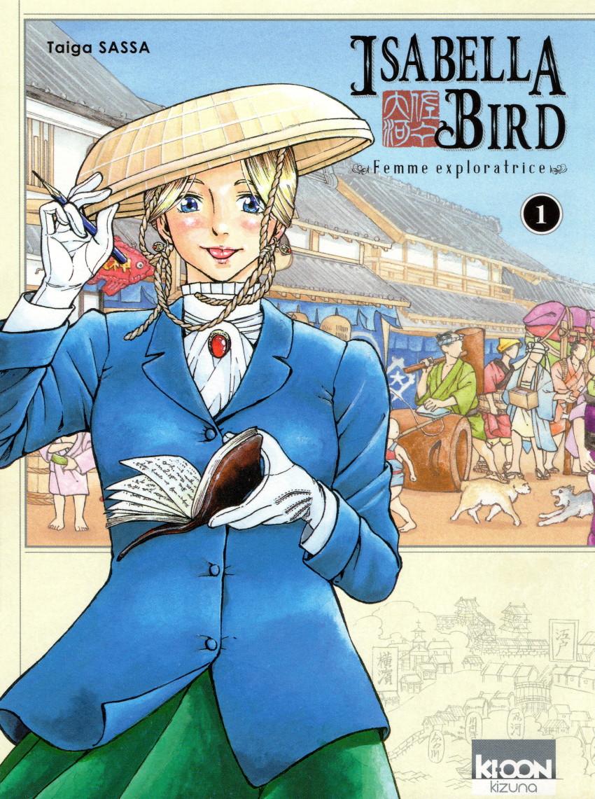 Couverture de Isabella Bird, Femme exploratrice -1- Tome 1