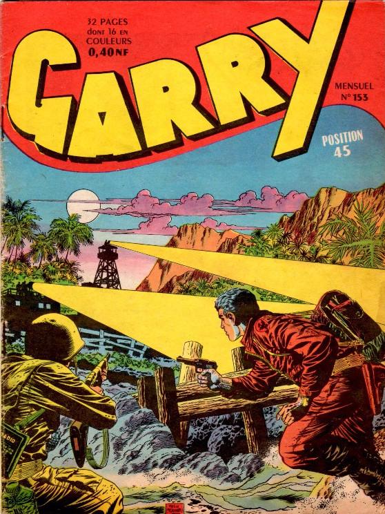 Couverture de Garry (sergent) (Imperia) (1re série grand format - 1 à 189) -153- Position 45
