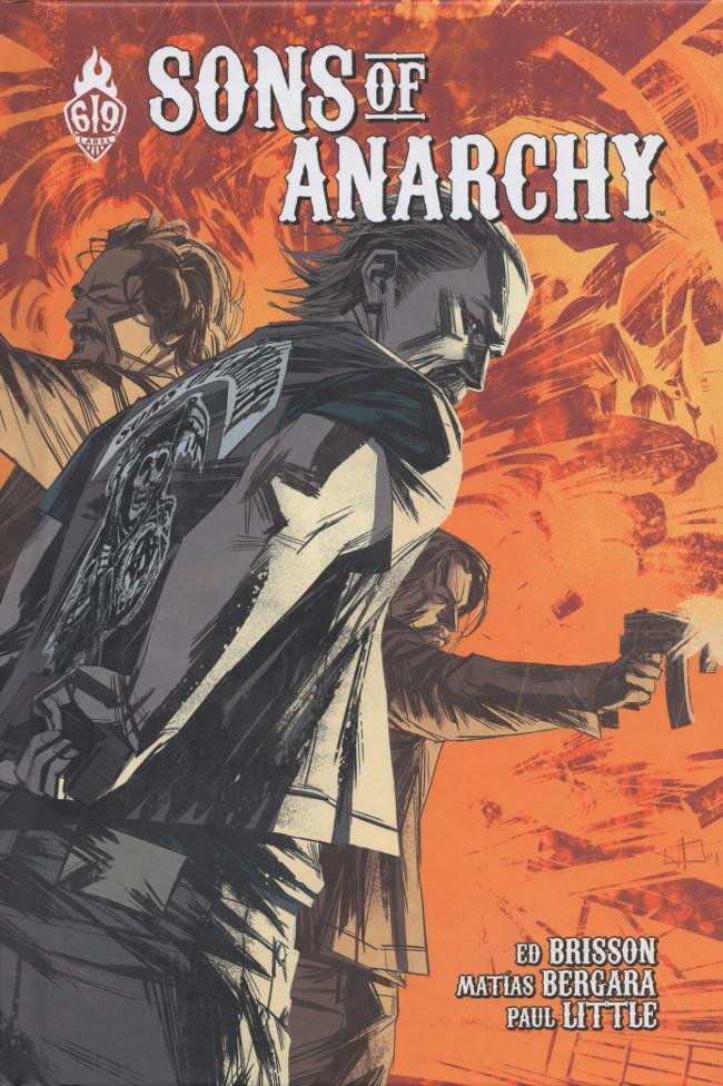 Couverture de Sons of Anarchy -4- Tome 4