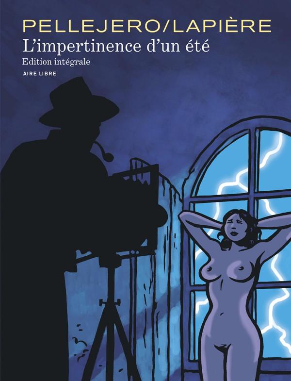 Couverture de L'impertinence d'un été -INT- Edition intégrale