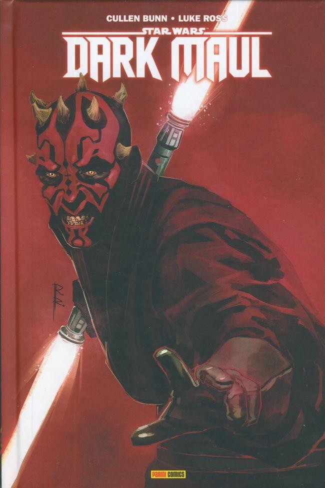 Star Wars - Dark Maul - BD, informations, cotes