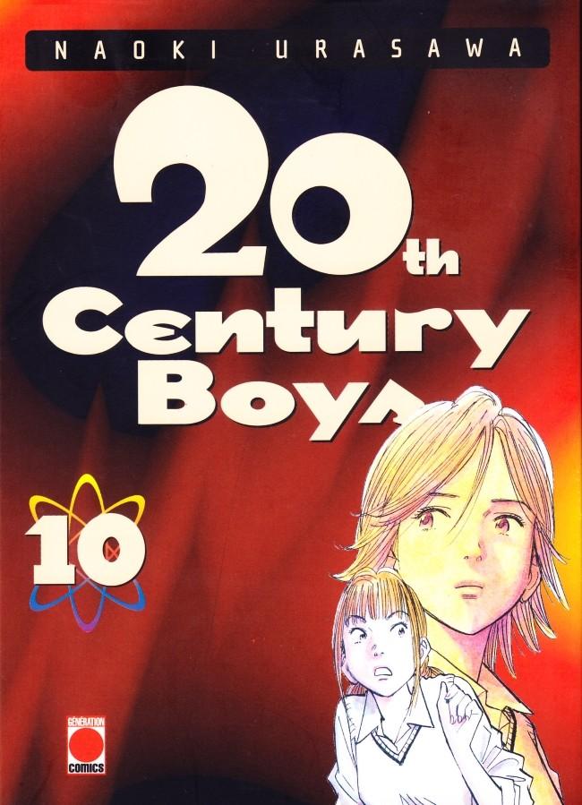 Couverture de 20th Century Boys -10- Tome 10
