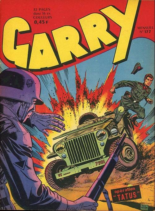 Couverture de Garry -177- Opération
