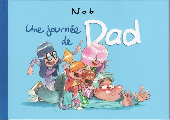 Couverture de Dad -HS1- Une journée de Dad