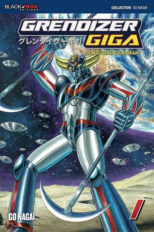 Grendizer Giga : Le Nouveau Goldorak - les 2 tomes