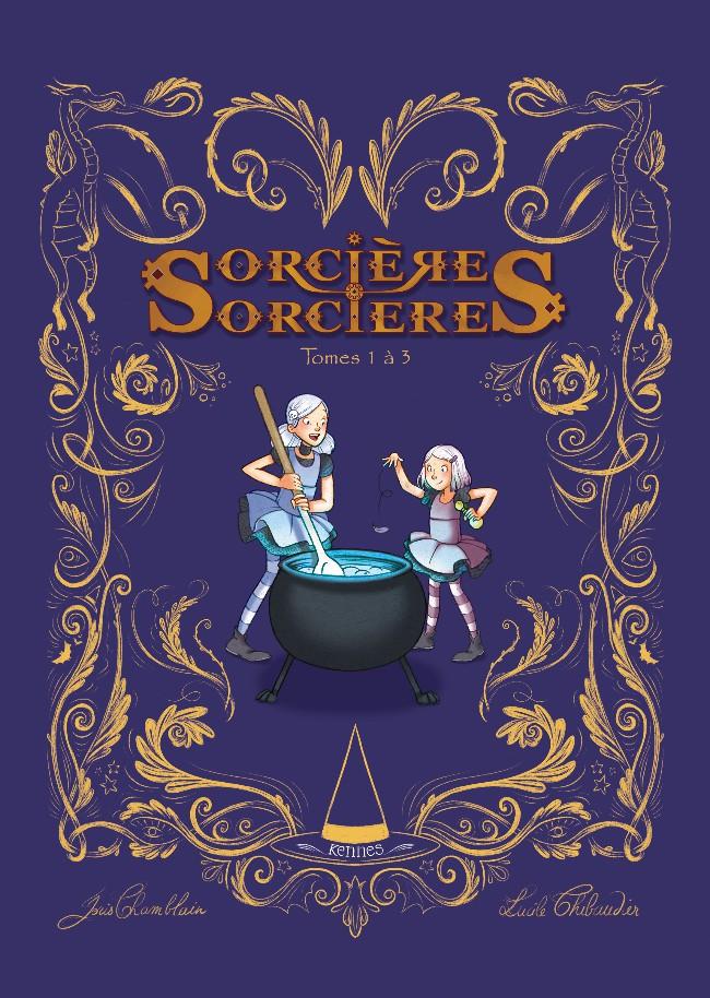 Couverture de Sorcières sorcières -INT- Sorcières sorcières, recueil