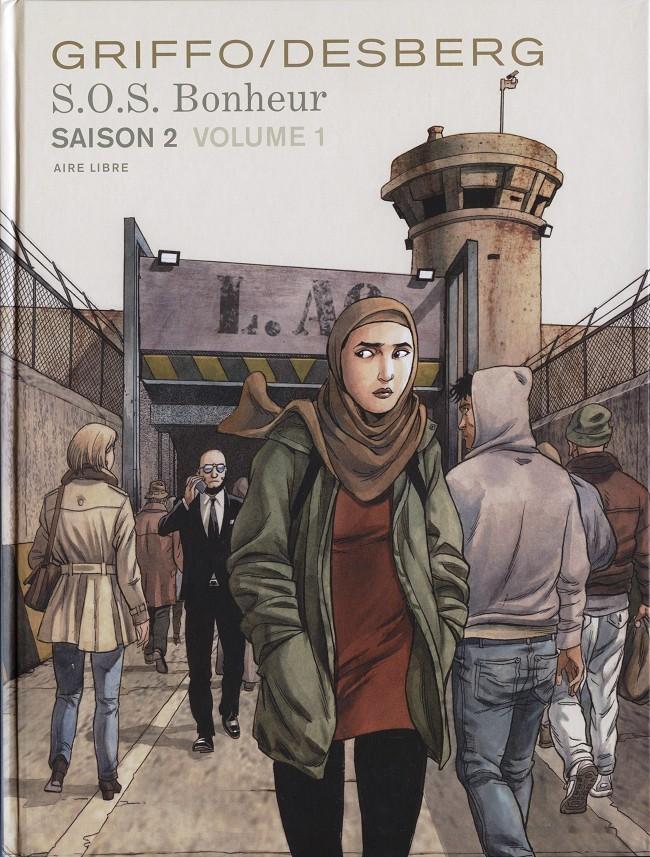 Couverture de S.O.S. Bonheur -4- S.0.S. Bonheur Saison 2 Volume 1