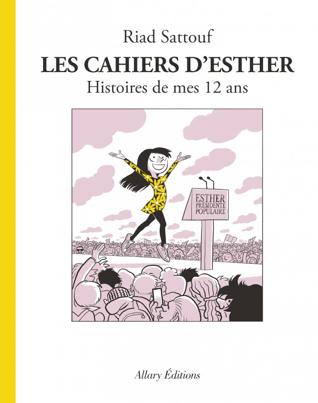 Les cahiers d'Esther - 6 tomes