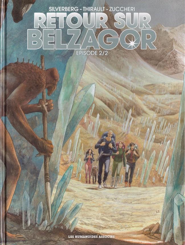 Couverture de Retour sur Belzagor -2- Épisode 2/2