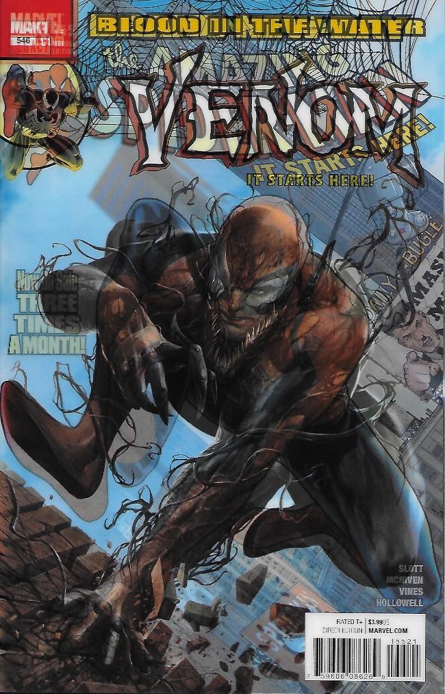 Couverture de Venom (2017) -155A- Lethal Protector Part 1