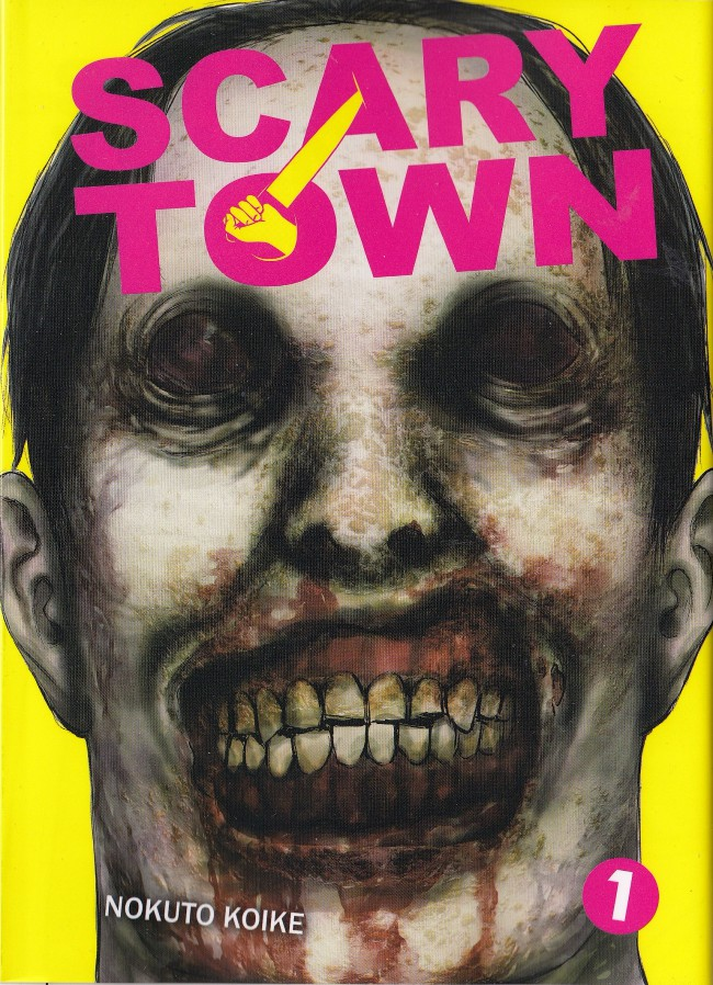 Couverture de Scary town -1- Volume 1