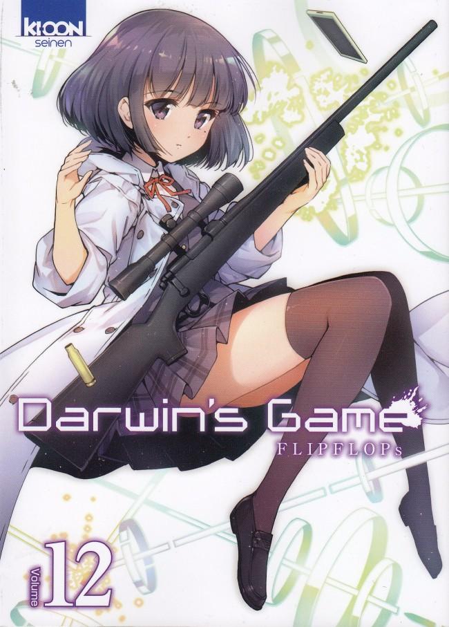 Couverture de Darwin's Game -12- Tome 12