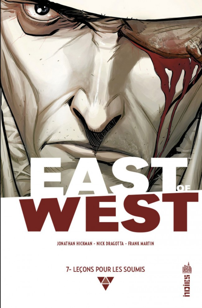 Couverture de East of West -7- Leçons pour les soumis