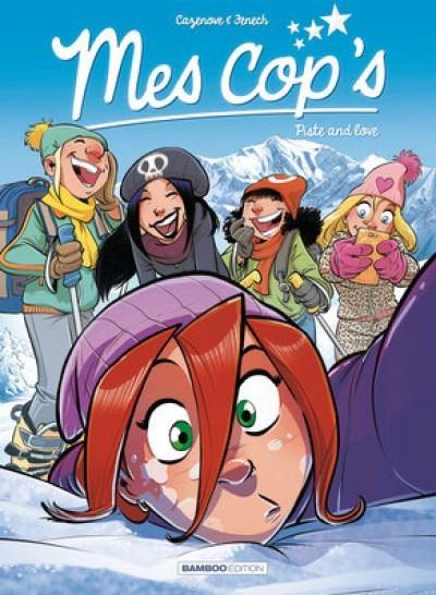 Couverture de Mes cop's -8- Piste and love