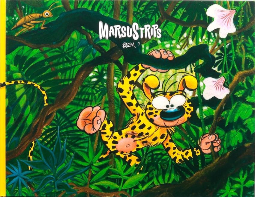 Couverture de Marsupilami -tl- Marsustrips