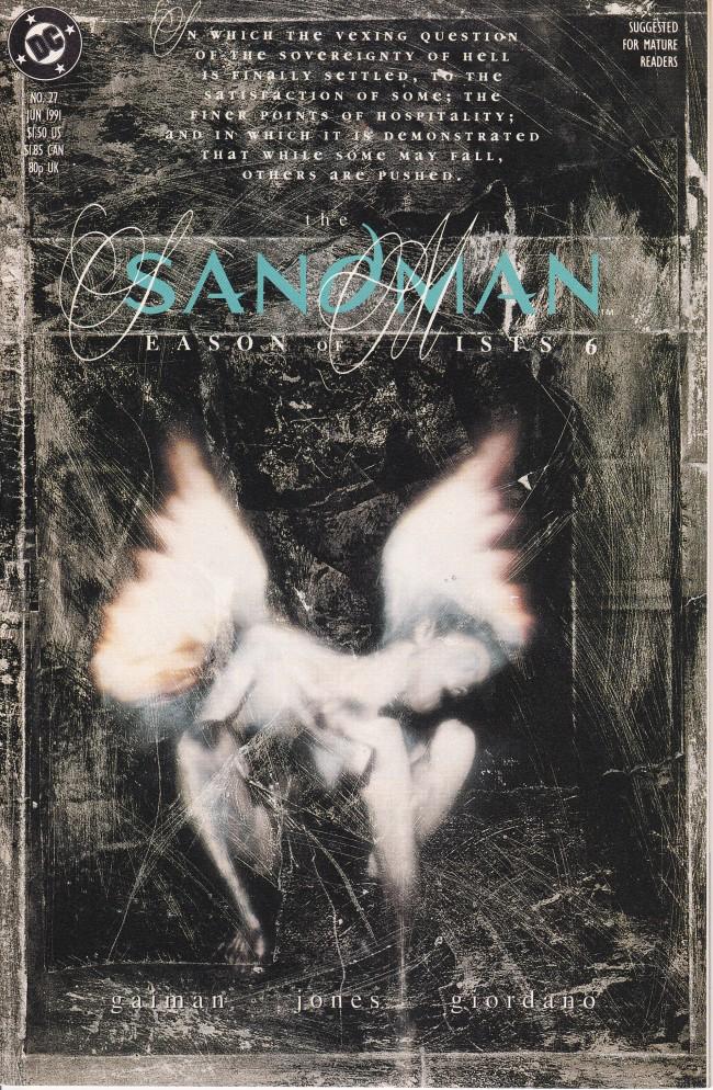 Couverture de The sandman (DC comics - 1989) -27- Season Of Mists Part 6