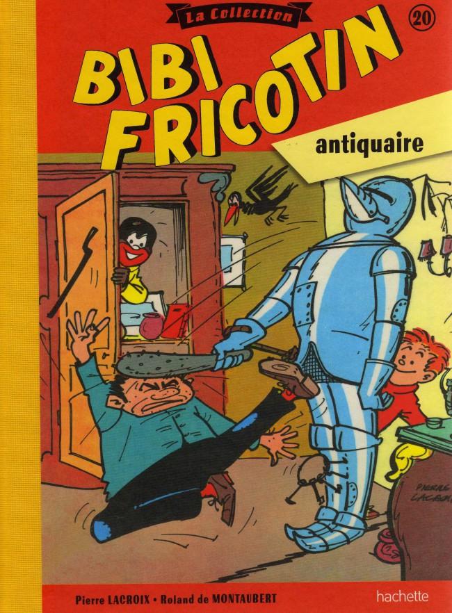 Couverture de Bibi Fricotin (Hachette - la collection) -20- Bibi Fricotin antiquaire