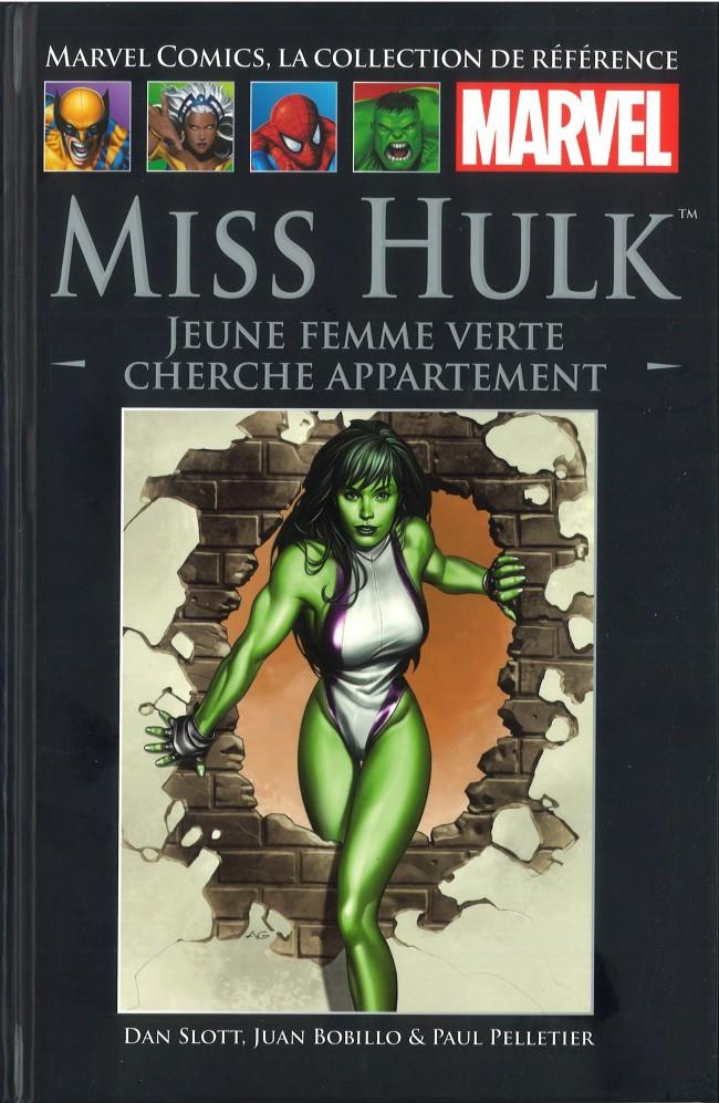 Couverture de Marvel Comics - La collection (Hachette) -9662- Miss Hulk - Jeune Femme Verte Recherche Appartement