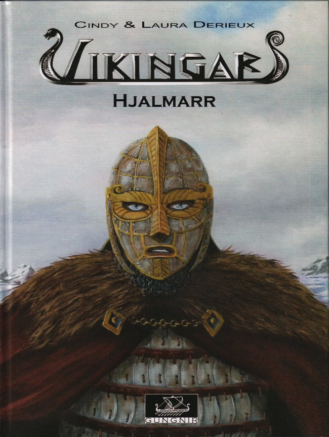 Couverture de Vikingar -4- Hjalmarr