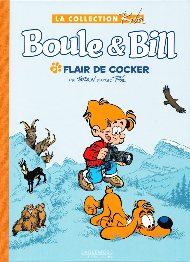 Couverture de Boule et Bill -15- (Collection Eaglemoss) -847- Flair de cocker