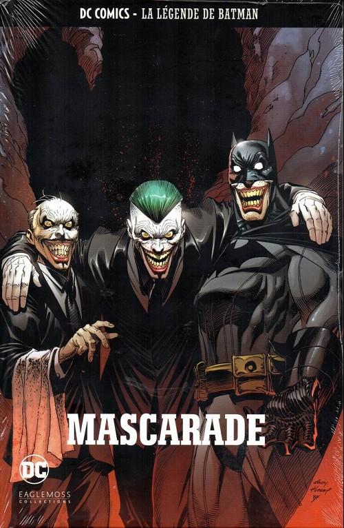 Couverture de DC Comics - La légende de Batman -577- Mascarade