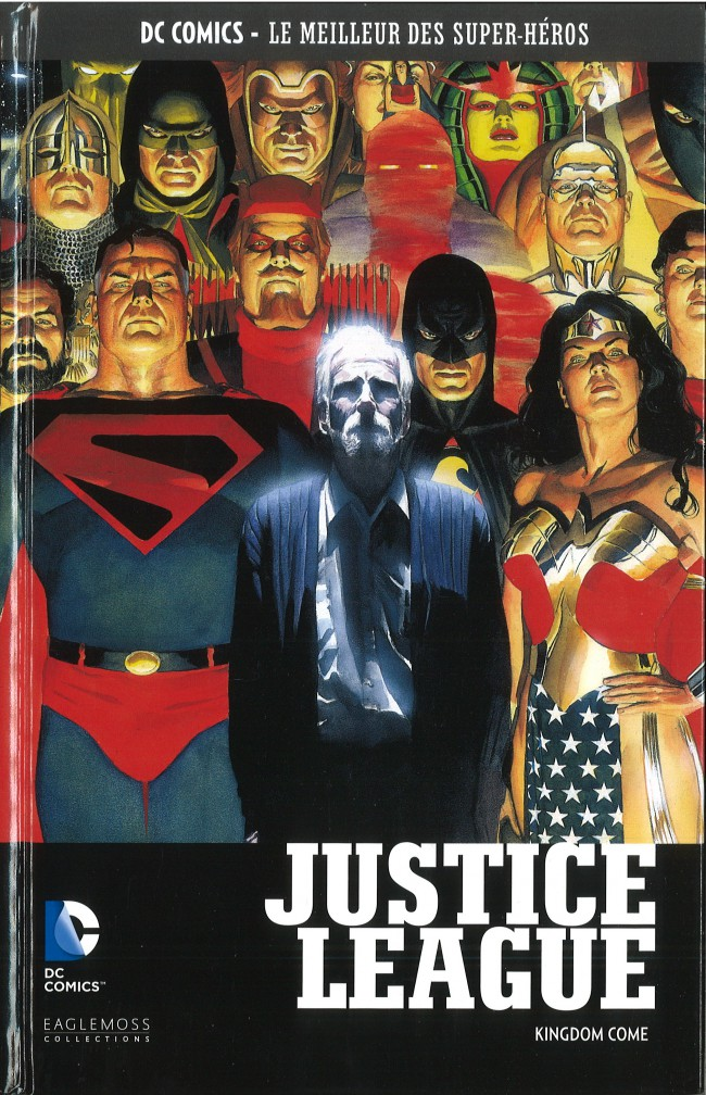 Couverture de DC Comics - Le Meilleur des Super-Héros -57- Justice League - Kingdom Come