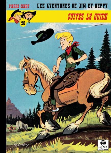 Couverture de Jim L'astucieux (Les aventures de) - Jim Aydumien -20- Suivez le guide