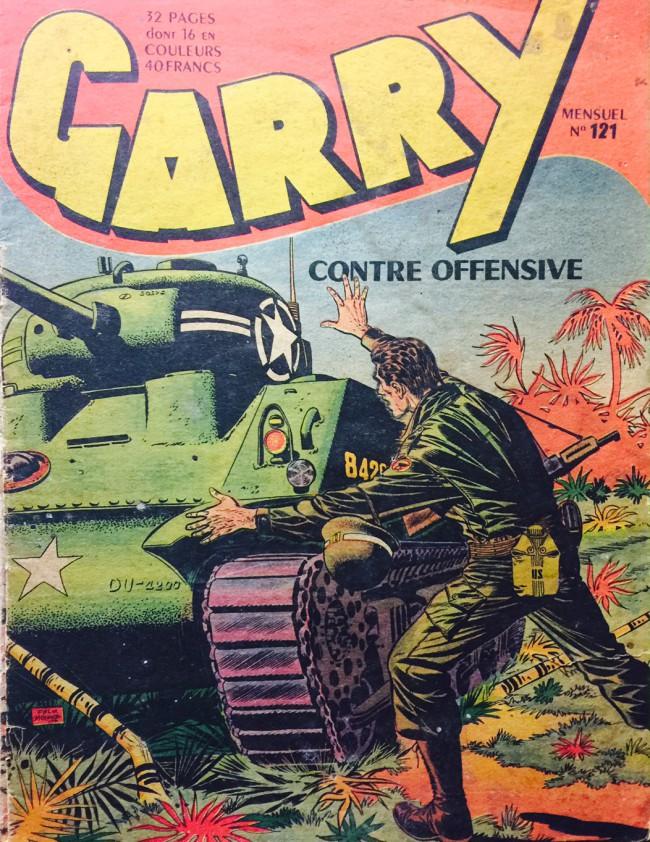 Couverture de Garry (sergent) (Imperia) (1re série grand format - 1 à 189) -121- Contre offensive