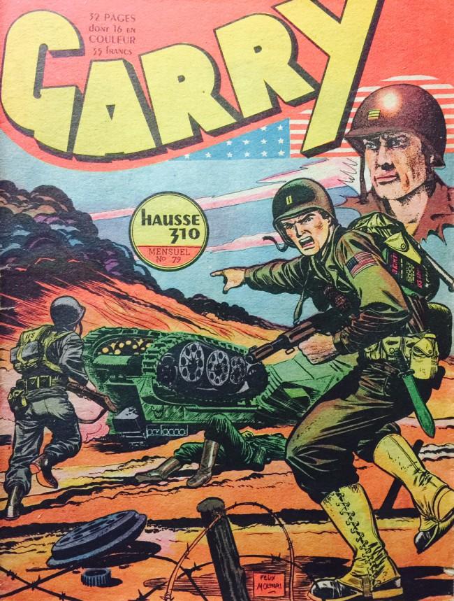Couverture de Garry (sergent) (Imperia) (1re série grand format - 1 à 189) -79- Hausse 310