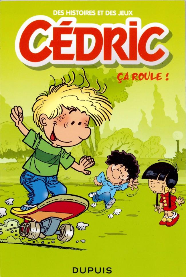Couverture de Cédric -McDo1- ça roule!