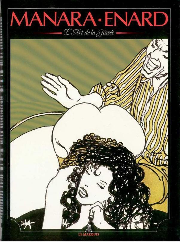 Couverture de L'art de la fessée - Tome 1