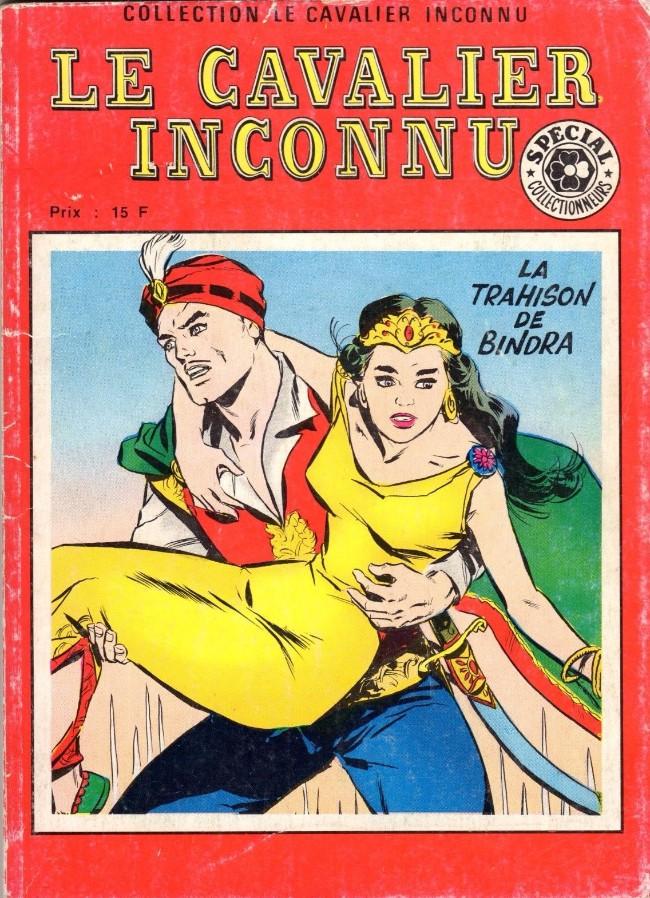 Couverture de Le cavalier inconnu (2e Série) -6- La trahison de Bindra