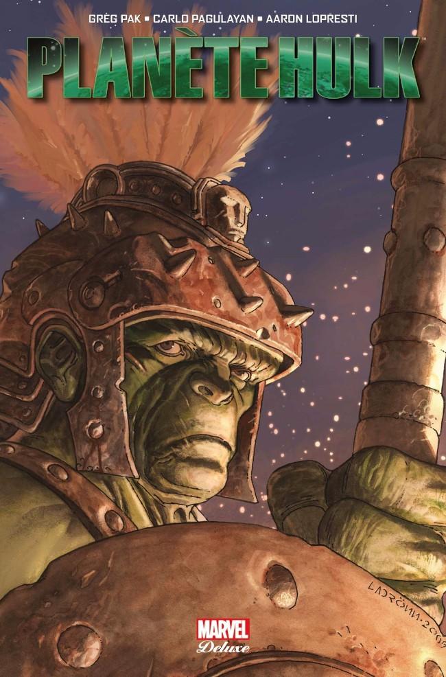 Couverture de Planète Hulk - Tome INT
