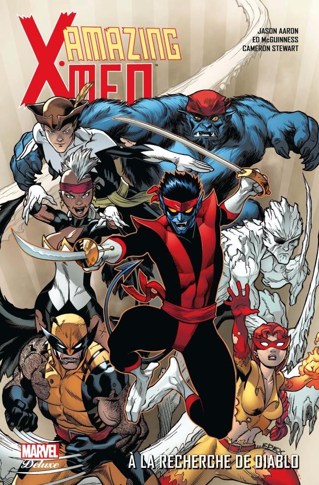 Amazing X-Men - À la recherche de Diablo