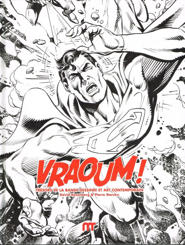 Couverture de (DOC) Études et essais divers - Vraoum! Trésors de la bande dessinée et art contemporain