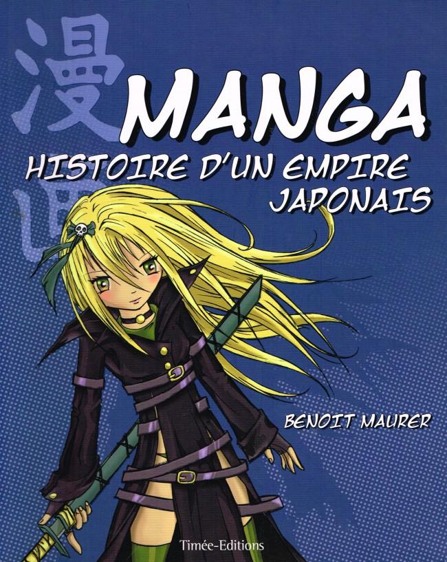 Couverture de (DOC) Études et essais divers - Manga - Histoire d'un empire japonais
