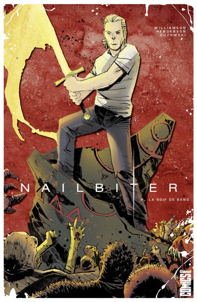 Couverture de Nailbiter -4- La Soif de sang